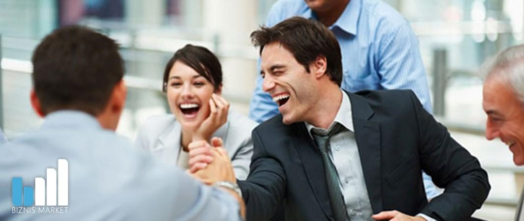 Ljudi posluju sa onima koje poznaju, cijene i kojima vjeruju