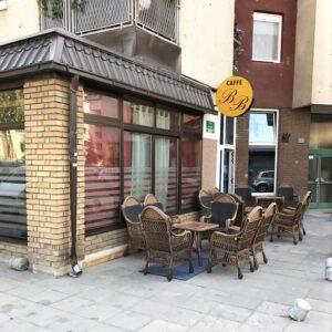 Kafić – Dobrinja, Sarajevo
