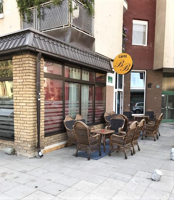 kafić dobrinja